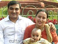 Asha and Sunil