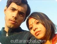 Vikram and Beena Adhikari