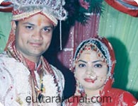 Gayatri and Nitin Joshi