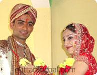 Namita and Nandan
