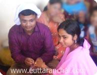 Nitin and Gayatri