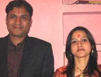 Priyanka and Saurav