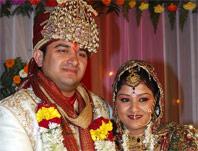 Rakesh and Anju