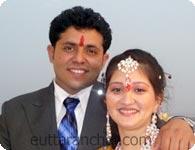 Sunil and Usha