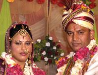 Urmila and Rajendra